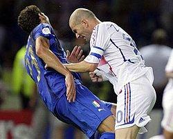 Materazzi, Zidane'a Meydan Okudu