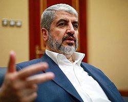 Hamas Siyasi Büro Şefi: 'İsrail Soykırım Yapıyor'