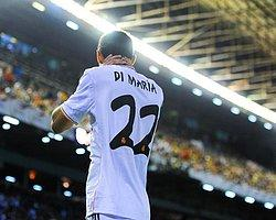Di Maria Manchester United'a İmza Atmak Üzere