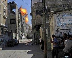 İsrail Sivilleri Vuruyor