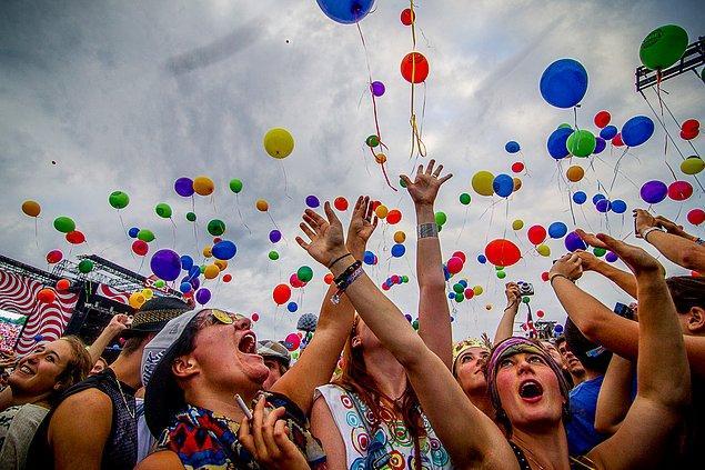 6. Balon Partisi
