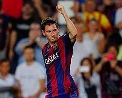 Barcelona'yı Messi Sırtladı
