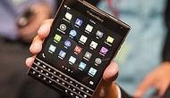 Blackberry'in Yeni Telefonu Röntgen Çekecek
