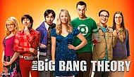 The Big Bang Theory Dizisinin Çok Hızlı Geçen Introsundaki Görseller
