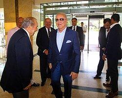 Galatasaray Başkanı Ünal Aysal'a Sözlü Taciz!