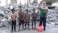 Gazze İçin Kum Dolu Kova | Gaza Sand Bucket Challenge