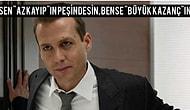 Efsane Avukat Harvey Specter'dan 15 Kıymetli Hayat Dersi