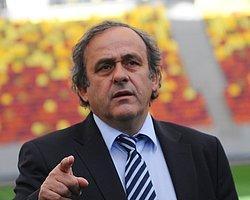 """FIFA Başkanlığına Aday Değilim"""