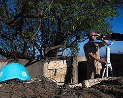 43 Birleşmiş Milletler Askeri Golan Tepelerinde Esir Alındı