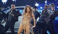Jennifer Lopez'in Muhteşem 14 Sahne Performansı
