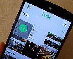Toss: Line'dan Fotoğraf Paylaşımında Slingshot'a Rakip Yeni Uygulama