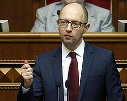 Ukrayna NATO'ya Üye Olmak İstiyor