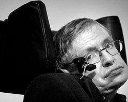 ALS Hastası Stephen Hawking de 'Ice Bucket Challenge'a Katıldı