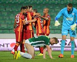 Galatasaray Sezonu Galibiyetle Açtı