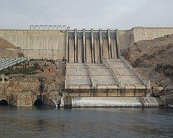Kuraklık Keban'da Elektrik Üretimini Olumsuz Etkiledi