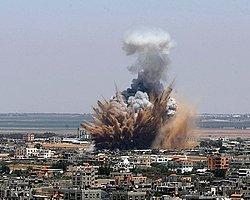 İsrail'in Yasaklı Silahlar Kullandığı İddiası