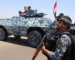 Irak Ordusu Emirli'ye Girdi
