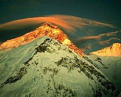 1- Everest Dağı - Dünya'nın Zirvesi