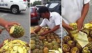 Ananas Soymanın Pratik Yolu
