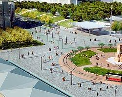 İstanbul'un En Büyük Toplanma Alanı Taksim'e 'Meydan Vasfını Yok Edecek Proje'