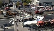Avcılar'da Tanker Üst Geçide Çarptı: 1 Ölü, 4 Yaralı
