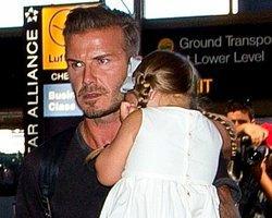 Beckham'ı Kahreden Transfer