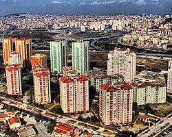 İstanbul'da Konutlar Bir Yılda Yüzde 20 Değer Kazandı