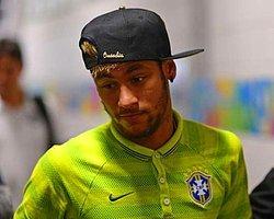 Neymar'a Büyük Onur