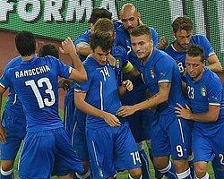 İtalya, Hollanda'yı 10 Dakikada Bitirdi