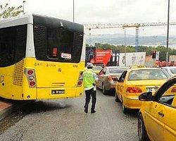 Ankara ve İstanbul'da Otobüs Kazaları