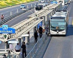 Metrobüse İki Yeni Hat Geliyor