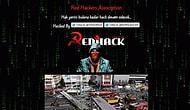 RedHack Avcılar'da Çöken Üst Geçidi Yapan Firmayı Hackledi
