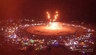 Burning Man 2014 Festivali'nin Nefes Kesen Drone Görüntüleri!