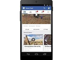 Günlük 1 Milyar İzleme Sayısını Geçen Facebook, Video Tarafını Geliştiriyor
