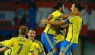 Erkan Attı Ama İsveç Kazanamadı