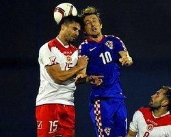 Hırvatistan, Malta'yı Rahat Geçti