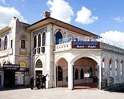 Deniz Yıldızı Kafeteryası TÜRGEV'e mi Devredildi?