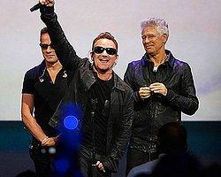 U2'nun Yeni Albümü Ücretsiz!