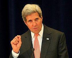 ABD Dışişleri Bakanı Kerry Irak'ta