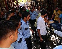 Taksim'de Masa-Sandalye Kavgası: 1 Ölü
