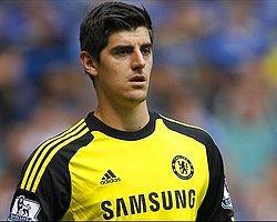 Courtois 5 Yıl Daha Chelsea'de