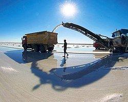 Tuz Gölü Yok Ediliyor