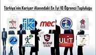 Türkiye'nin Kariyer Alanında En İyi 10 Öğrenci Topluluğu