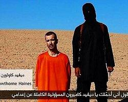 IŞİD İngiliz Rehineyi Katletti