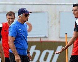 Trabzon Antrenmanında Tartışma! Halilhodzic ve Cardozo....