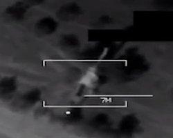 ABD İlk Kez Bağdat Yakınlarını Bombaladı