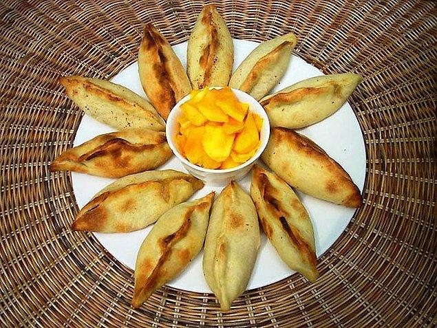 15. Bolivya kahvaltısı