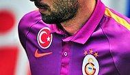 Galatasaray'ın Mor Renkli Yeni Forması
