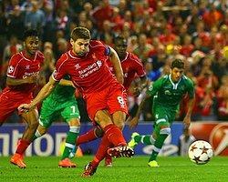 Kaptan Liverpool'u İpten Aldı