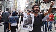 Taksim'de Gazete Satıcılarına Polis Engeli